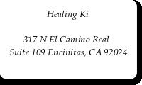 Healing Ki